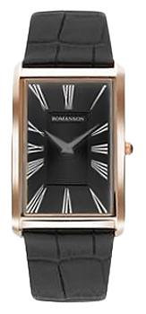 Мужские часы Romanson TL0390MR(BK)