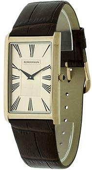 Мужские часы Romanson TL0390MR(RG)