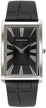 Мужские часы Romanson TL0390MW(BK)