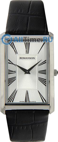 Мужские часы Romanson TL0390MW(WH)