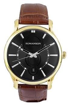 Мужские часы Romanson TL0392MG(BK)