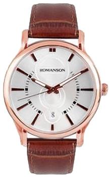 Мужские часы Romanson TL0392MR(WH)