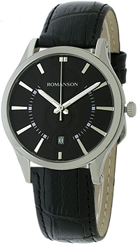Мужские часы Romanson TL0392MW(BK)