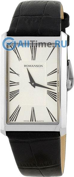 Мужские часы Romanson TL0392MW(WH)
