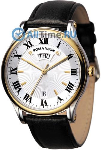 Мужские часы Romanson TL0393MC(WH)