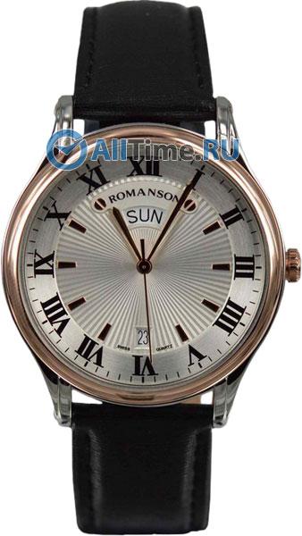 Мужские часы Romanson TL0393MJ(WH)