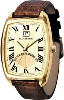 Мужские часы Romanson TL0394MG(GD)