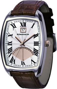 Мужские часы Romanson TL0394MJ(WH)