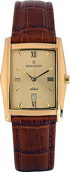 Мужские часы Romanson TL1131SMG(GD)