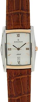 Мужские часы Romanson TL1131SMJ(WH)
