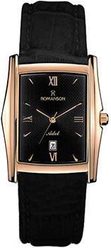 Мужские часы Romanson TL1131SMR(BK)