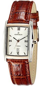 Мужские часы Romanson TL1131SMW(WH)