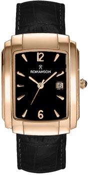 Мужские часы Romanson TL1157SMR(BK)