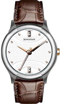 Женские часы Romanson TL1213SLJ(WH)