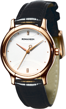 Мужские часы Romanson TL1213SMR(WH)