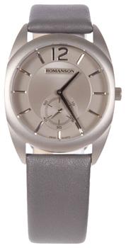 Женские часы Romanson TL1246MW(GR)GR