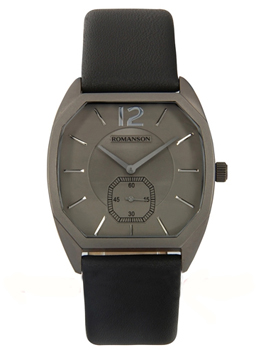Мужские часы Romanson TL1247MW(GR)