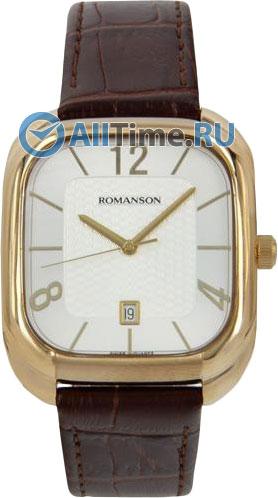Мужские часы Romanson TL1257MG(WH)