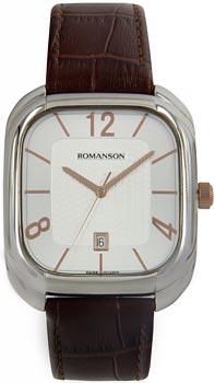 Мужские часы Romanson TL1257MJ(WH)