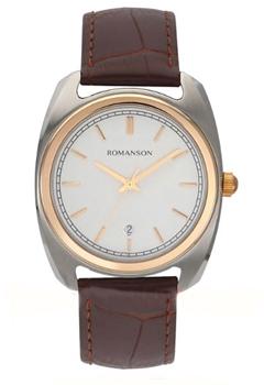 Мужские часы Romanson TL1269MJ(WH)BN