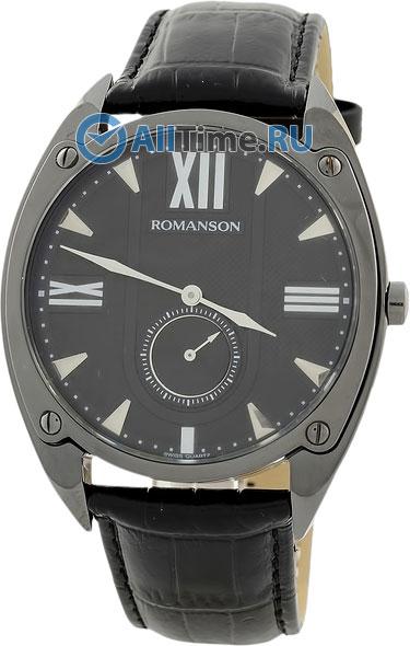 Мужские часы Romanson TL1272JMB(BK)