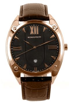 Мужские часы Romanson TL1272MR(BK)BN