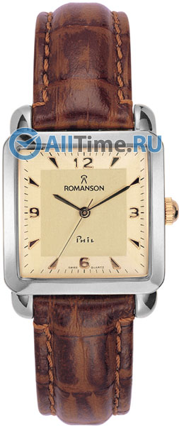 Женские часы Romanson TL1579DLJ(RG)