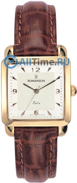Женские часы Romanson TL1579DLR(WH)