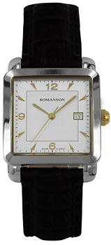 Женские часы Romanson TL1579DMC(WH)