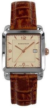 Женские часы Romanson TL1579DMJ(RG)