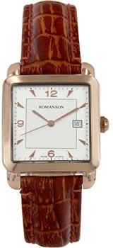Женские часы Romanson TL1579DMR(WH)