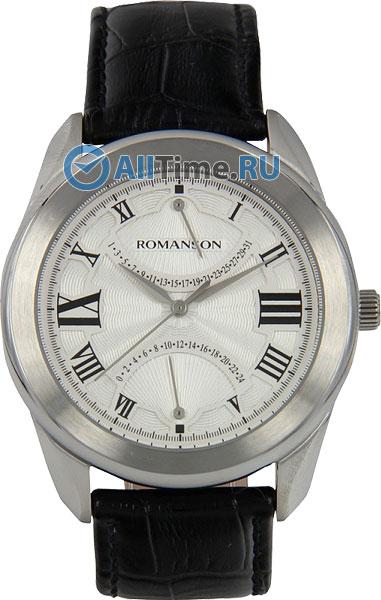 Мужские часы Romanson TL2615BMW(WH)