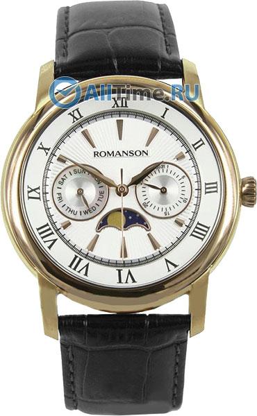 Мужские часы Romanson TL2616FMG(WH)