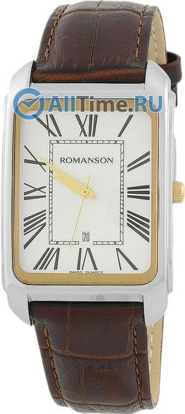 Мужские часы Romanson TL2632MC(WH)