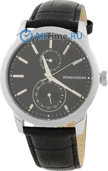 Мужские часы Romanson TL2647BMW(BK)BK