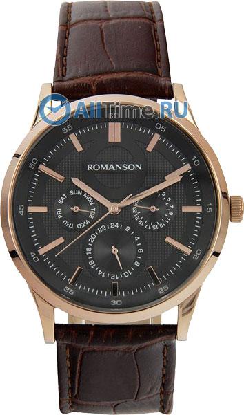 Мужские часы Romanson TL2648FMR(BK)