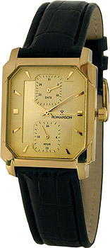 Мужские часы Romanson TL3142SMG(GD)