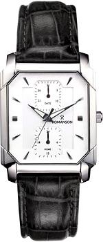 Мужские часы Romanson TL3142SMW(WH)