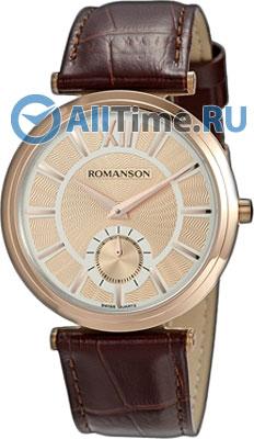 Мужские часы Romanson TL3238JMR(RG)BN