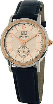 Мужские часы Romanson TL3587SMJ(WH)