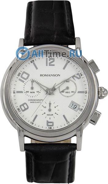 Мужские часы Romanson TL3587UMW(WH)