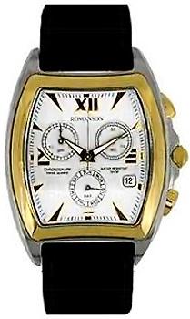 Мужские часы Romanson TL3598HMC(WH)