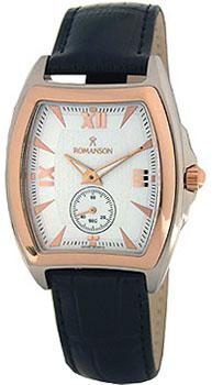 Мужские часы Romanson TL3598SMJ(WH)