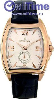 Мужские часы Romanson TL3598SMR(WH)