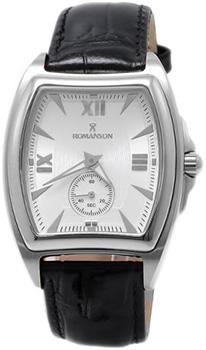Мужские часы Romanson TL3598SMW(WH)