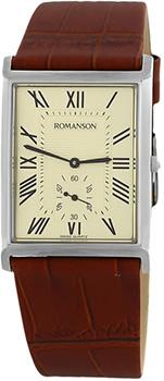 Мужские часы Romanson TL4118JMC(GD)