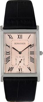 Мужские часы Romanson TL4118JMJ(RG)