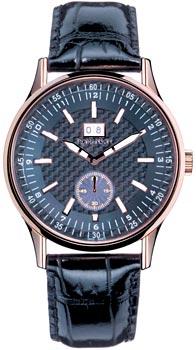Мужские часы Romanson TL4131SMC(BK)