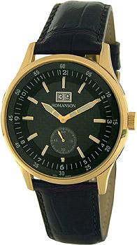 Мужские часы Romanson TL4131SMG(BK)