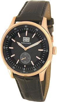 Мужские часы Romanson TL4131SMR(BK)